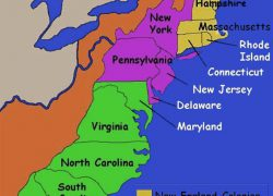 American colonies map from pinterest 4