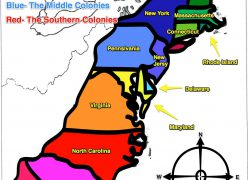 American colonies map from pinterest 6