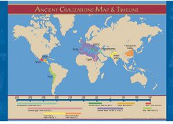 Ancient civilizations map from amazon 2