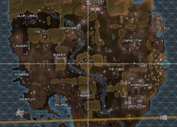 Apex Legends Kings Canyon Map: Apex legends kings canyon map from dotesports 3