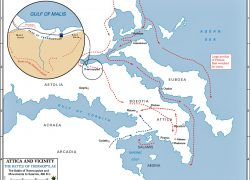 Battle of thermopylae map from emersonkent 4
