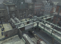 Cod Mw Subway Map: Cod mw subway map from ign 2