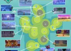 Crown Tundra Map: Crown tundra map from twitter 2