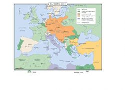 Europe map 1914 from amazon 10