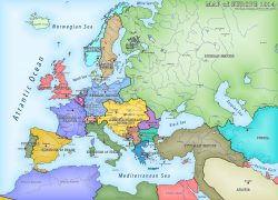 Europe map 1914 from reddit 1