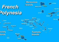 French Polynesia Map: French polynesia map from pinterest 1