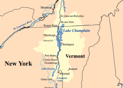 Hudson river map 13 colonies from commons 4