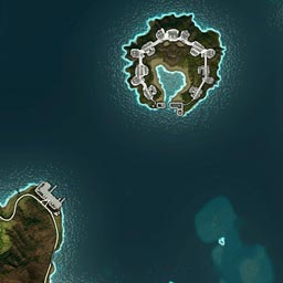 Just Cause 2 Map