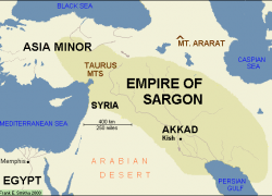 King Sargon Of Akkad Map: King sargon of akkad map from pinterest 2