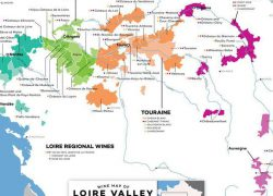 Loire river map from pinterest 7