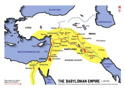 Map Of The Babylonian Empire: Map of the babylonian empire from pinterest 1