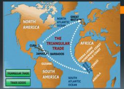 Middle passage map from karlschonborn 9