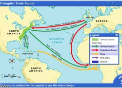 Middle passage map from pinterest 10