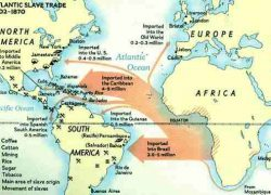 Middle passage map from pinterest 4
