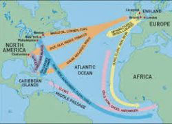 Middle passage map from scpasophie 6