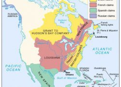 North america 1763 map from pinterest 3