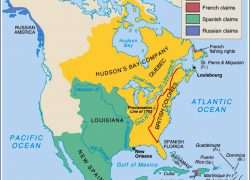 North america 1763 map from socratic 8