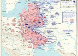 Operation Barbarossa Map: Operation barbarossa map from ww2db 2