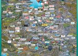 Silicon Valley Map: Silicon valley map from siliconmaps 1