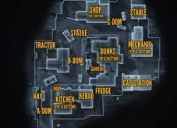 Standoff Map: Standoff map from pinterest 2