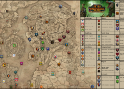 Total War Warhammer 2 Map