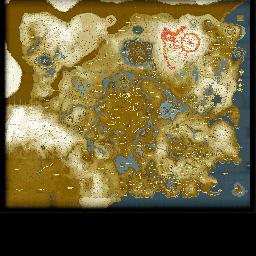 Zelda Breath Of The Wild Map