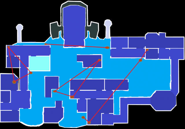 Among Us Map Vents