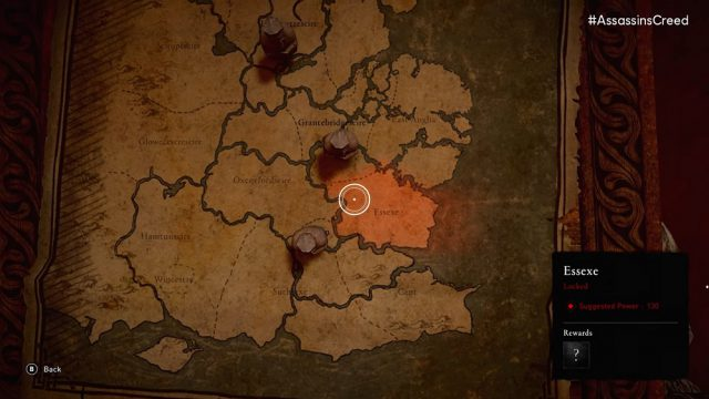 Assassins creed valhalla map from gamewatcher 1