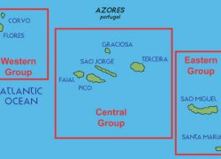 Azores map from msu 7