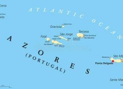 Azores map from pinterest 2