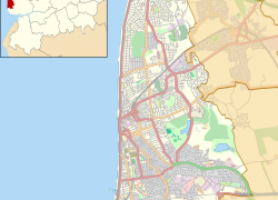 Blackpool map from en 6