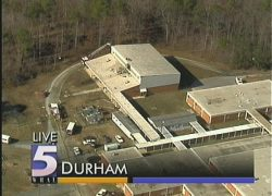 Carrington Durham Map: Carrington durham map from wral 1