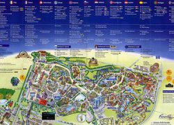 Europa park map from pinterest 3