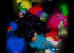 Eve online map from youtube 5