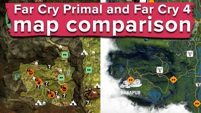 Far cry primal map from youtube 2