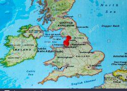 Liverpool england map from alamy 5
