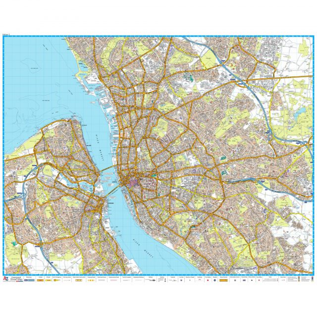 Liverpool map from mapshop 1