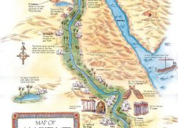 Map Of Ancient Egypt And Nubia: Map of ancient egypt and nubia from pinterest 2