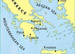 Mycenae map from hubpages 8