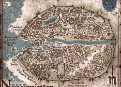 Neverwinter Map: Neverwinter map from pinterest 1