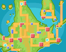 Sinnoh map from bulbapedia 9
