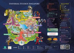 Universal Studios Singapore Map 2018: Universal studios singapore map 2018 from liveeatcolour 1