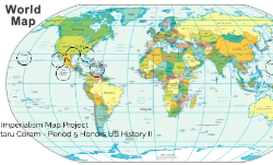 American imperialism map from prezi 5
