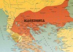Ancient macedonia map from pinterest 6