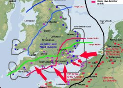 Battle of britain map from pinterest 6