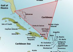 Bermuda triangle map from pinterest 10