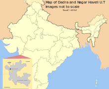 Dadra and nagar haveli map from en 5