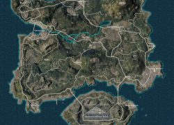Erangel Map Hd: Erangel map hd from pubgmap 1