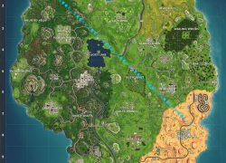 Fortnite Season 5 New Map: Fortnite season 5 new map from usgamer 3