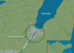Green Bay Map: Green bay map from toolkit 1